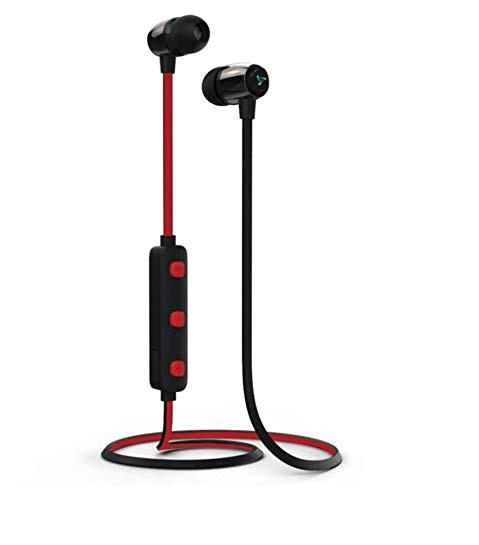 Syska H15 Headset Bluetooth Headset with Mic