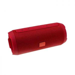 Charge 3 Plus Portable Wireless Speaker Compatible With All Mobile Phones Bluetooth Connectivity Pen Drive Support Sd Card Support Aux RED