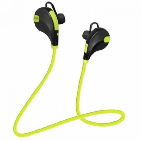 New Sports Jogger Bluetooth Headset (Multicolor, In the Ear)