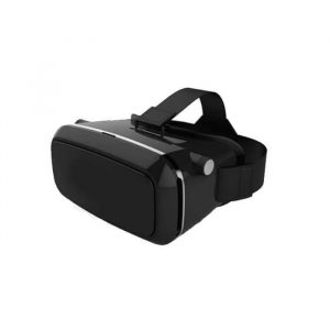 shinecon 3D glasses new style high definition Lighting and zoombale virtual reality vr box (Smart Glasses, Black, Silver)