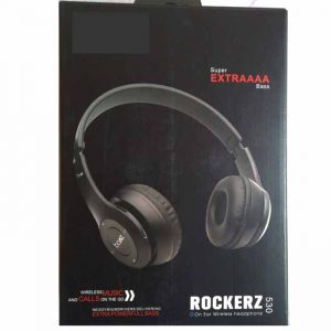 VK Rockerz 530 Foldable Multifunction Wireless Bluetooth Headphones