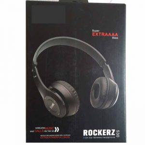 VK Rockerz 530 Foldable Multifunction Wireless Bluetooth Headphones