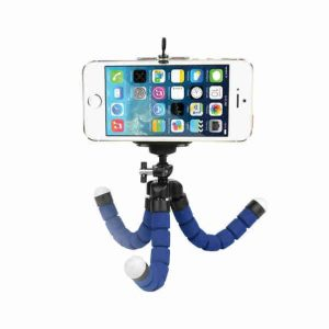 Flexible Tripod For All Mobile Phones For iPhone, Android Smartphone Universal Phone Holder
