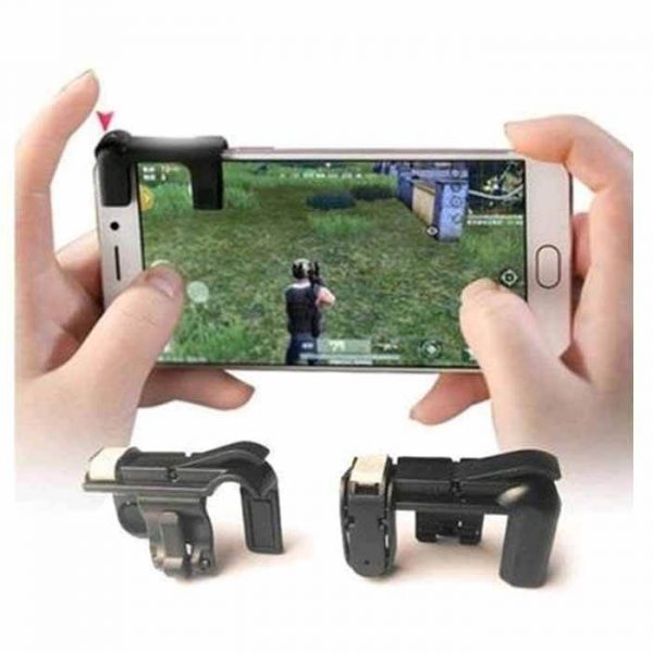 PUBG Trigger, Mobile Game Controller for all mobile phones