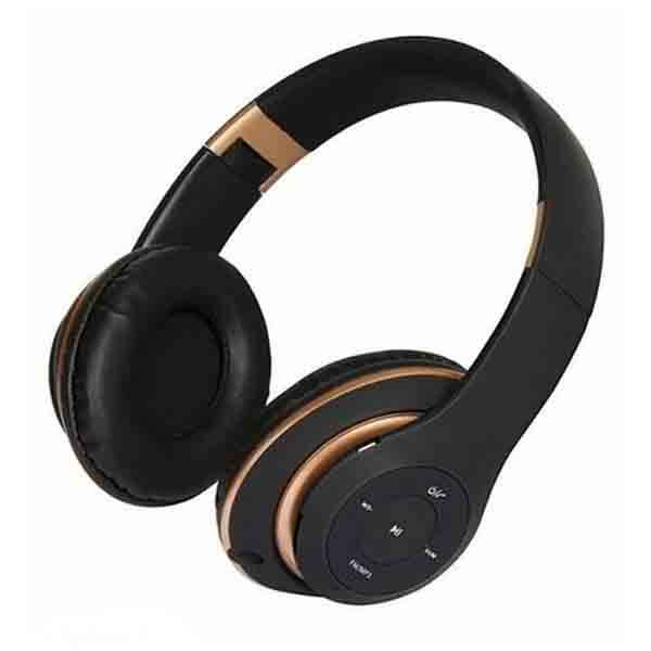 P47 Wireless Bluetooth Headphones Over The Ear Support SD/AUX/FM
