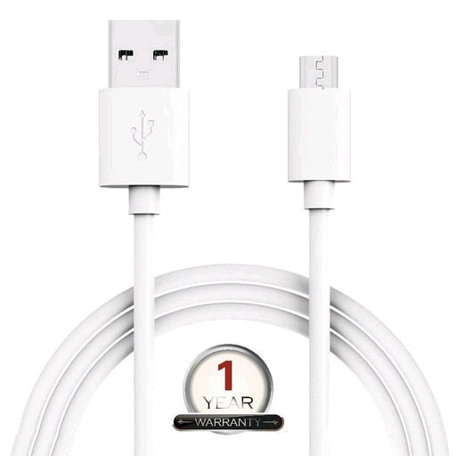 Branded Micro USB Data Cable with Fast Charging with 1 year warranty