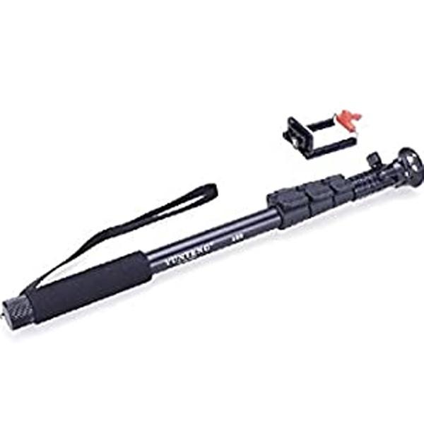 Yunteng 188 Extendable Pole Camera Monopod Selfie Stick Tripod For Phones iphone 7 8 Gopro 4/5/6/7
