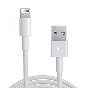 Scintillo USB And Data Sync Charging Cable For iPhone ios 1 Meter