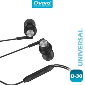Dvaio D 30 Ultimate Bass Earphone For Music and Calls Wired Headset