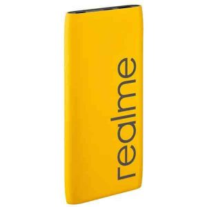 Realme Fast Charing PowerBank 10000 mAh Yellow For All Mobiles