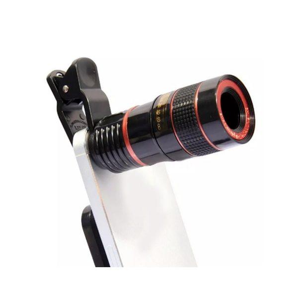 8X Zoom Telescope Telephoto DSLR Mobile Lens For All Smartphones