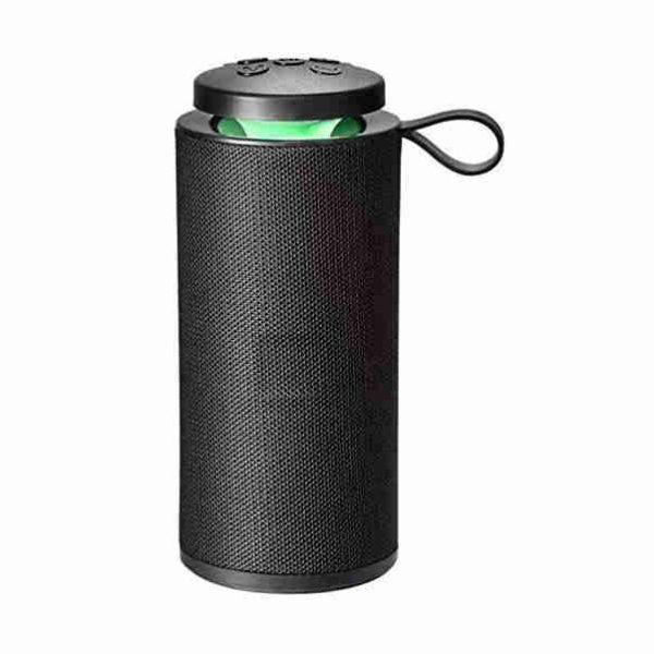 GT 112 Wireless Bluetooth Speaker Portable Subwoofer Black vividkart