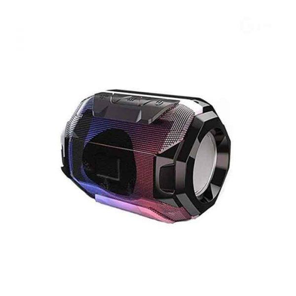 VK177 A005 Bass Splashproof Wireless Bluetooth Speaker with USB Mic Aux SD Card