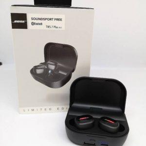Bose TWS 7 Plus Wireless Headphones With Mic & Powerbank true earbuds in India mega sale fsales mobileacessories bAANNER