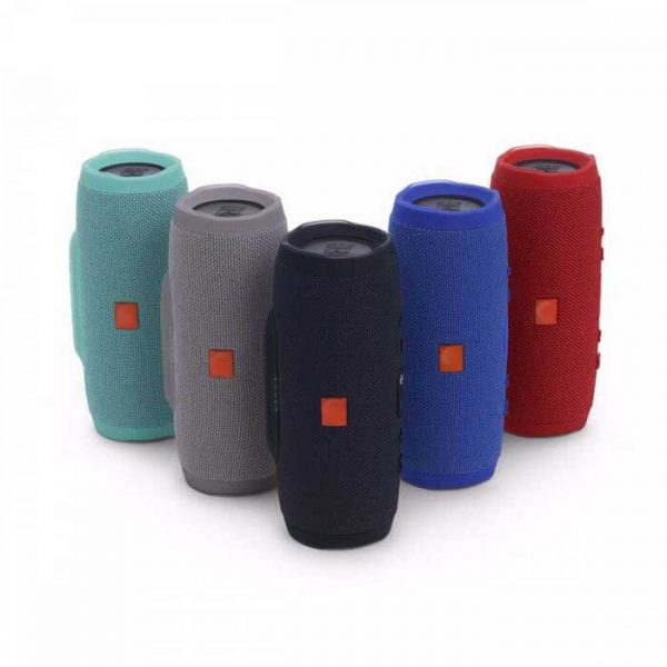 Charge 3 Plus Portable Wireless Speaker assorted colors