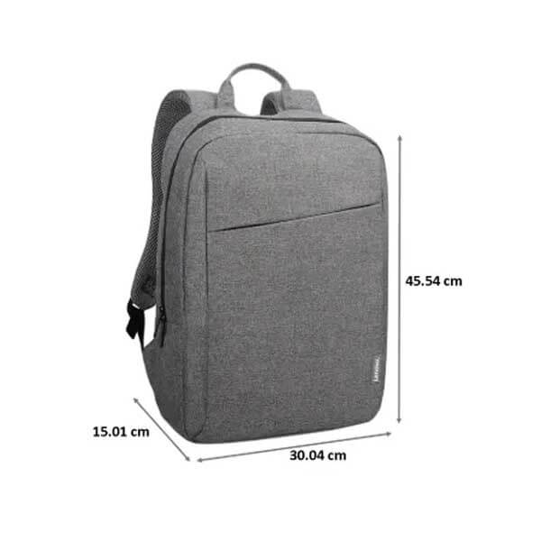 Lenovo 15.6 Inch Laptop Backpack sISE IMAGE