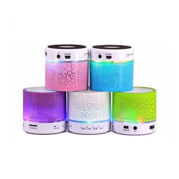 S 10 Led Bluetooth Portable Speaker with