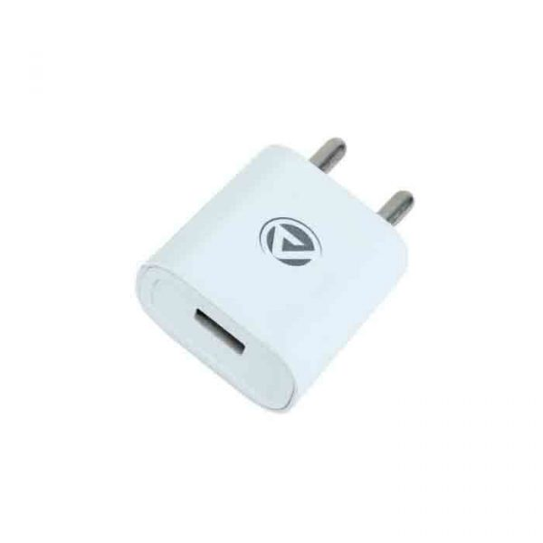 ARU AR 111 1.2A charger with 1 Micro USB cable 1.2 A Mobile Charger with Detachable Cable