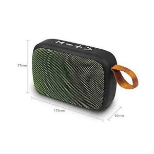 G2 Portable Mini Bluetooth Speaker Wireless Charge HD Sound Quality1