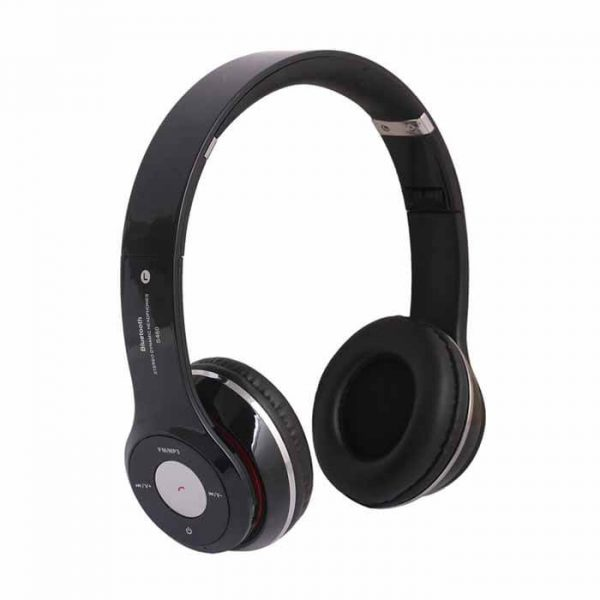 S460 Solo Over the Ear Wireless Multifunction Bluetooth Foldable Headphones
