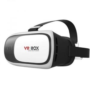 VR BOX 3D Glasses Headset Box with Adjustable Lens and Strap Compatible with All Smartphones (1)