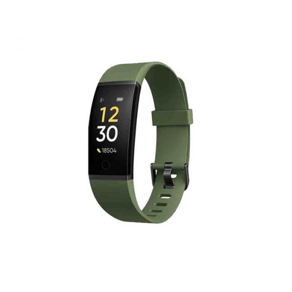 Realme Rma183 Fitness Band, Black With Water Resistance Smart Fitness Tracker Health Band