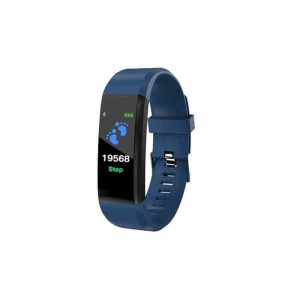 Smart Fitness tracker Health Band new seires Blue