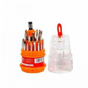 31 In 1 Screwdriver Set Magnetic Toolkit Buy Jacky Branded Jk 602 2in1 Screwdriver Set Online in India